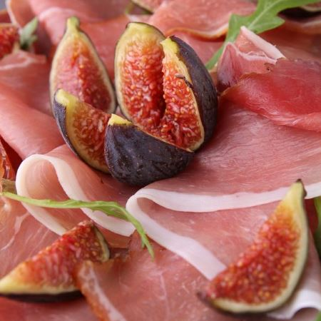 ham and figs